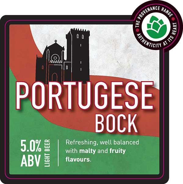 Hydes Beer Portugese Bock