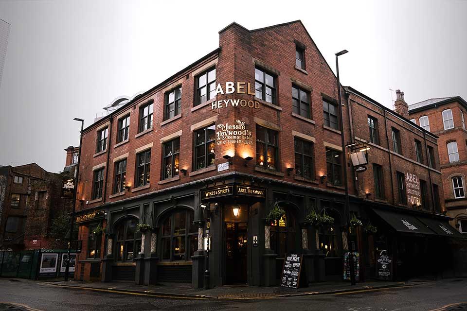 Hydes Pubs - Made of Manchester