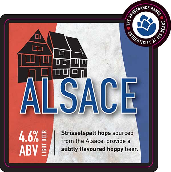 Hydes Beer Alsace