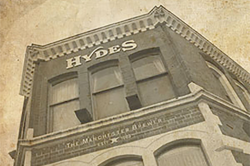 Hydes Brewery Manchester - Historic Building