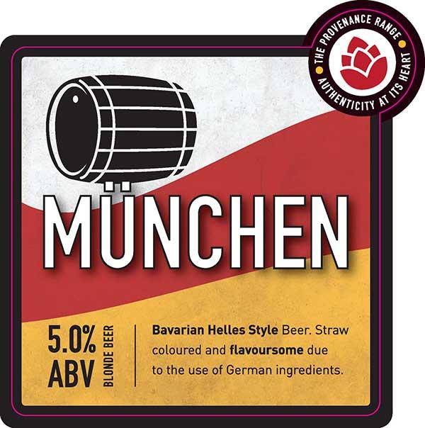 Hydes Beer Munchen