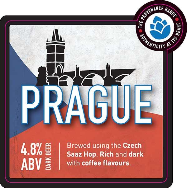 Hydes Beer Prague