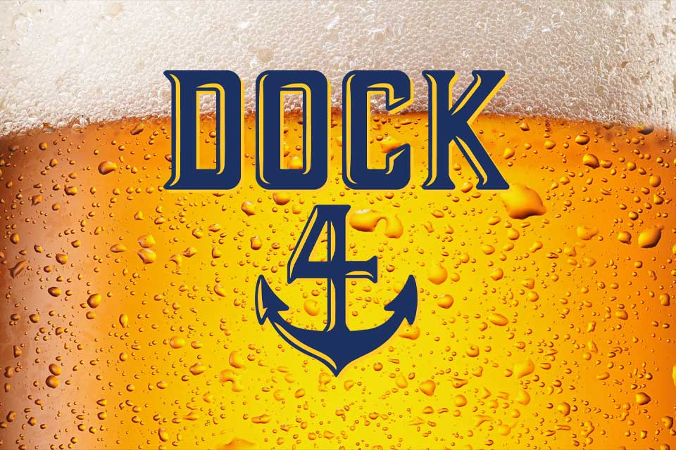 Dock 4 Lager by Hydes Brewery