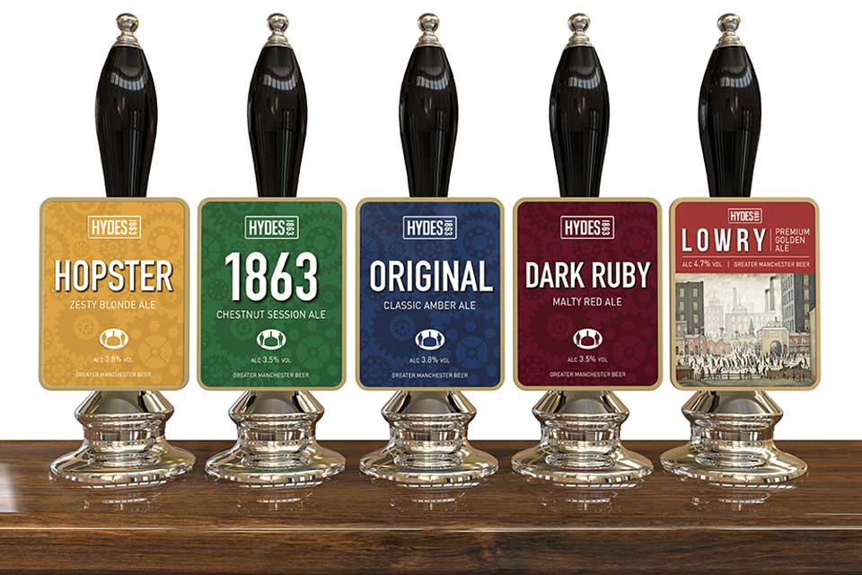Hydes, Made of Manchester - Core Range Bers